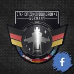"""Star Citizen & SQ42 Germany"" auf Facebook"